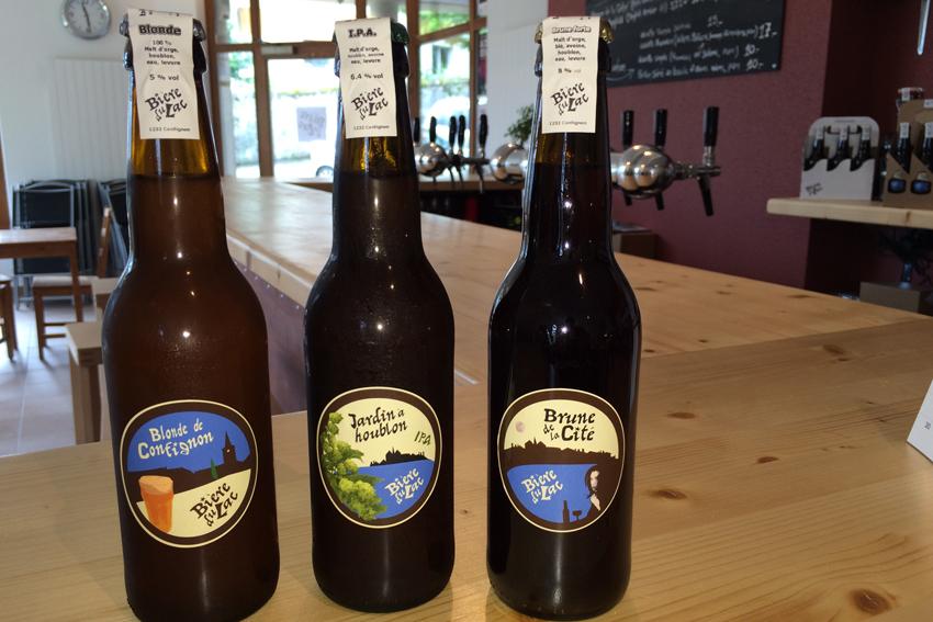 Bière du Lac - Confignon -Genève