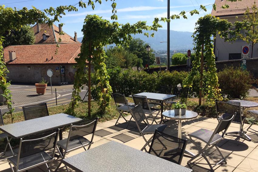 Le Jardin à Houblon, Bière du Lac, Confignon