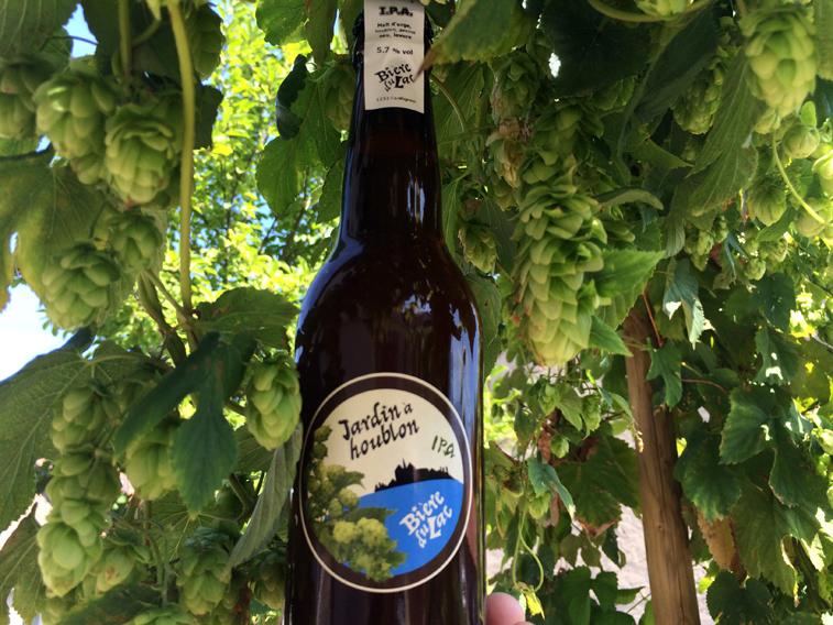 Bière du Lac Confignon