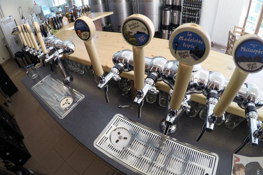 Bières artisanales à Genève
