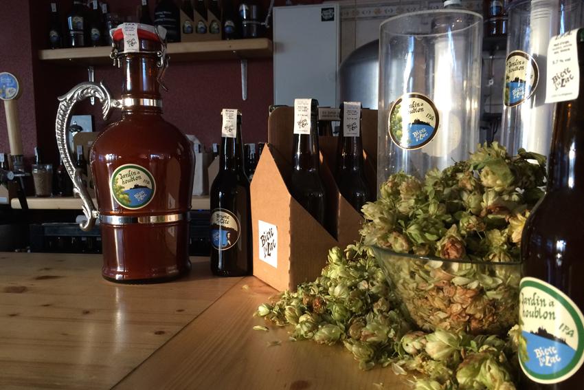 Bières artisanales Genève